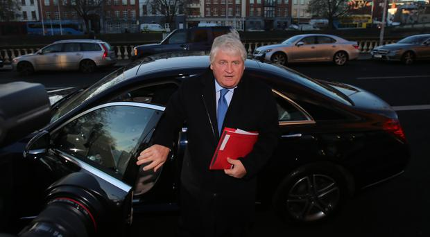 Denis O'Brien sought an injunction against RTE in 2015