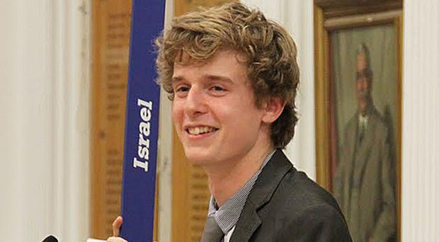 Lorcan Miller was one of six students killed in the balcony collapse (St Andrew's College/PA)