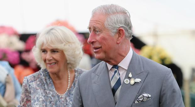 The Prince of Wales and the Duchess of Cornwall are visiting Northern Ireland