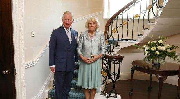 The Prince of Wales and Duchess of Cornwall are on a four-day visit