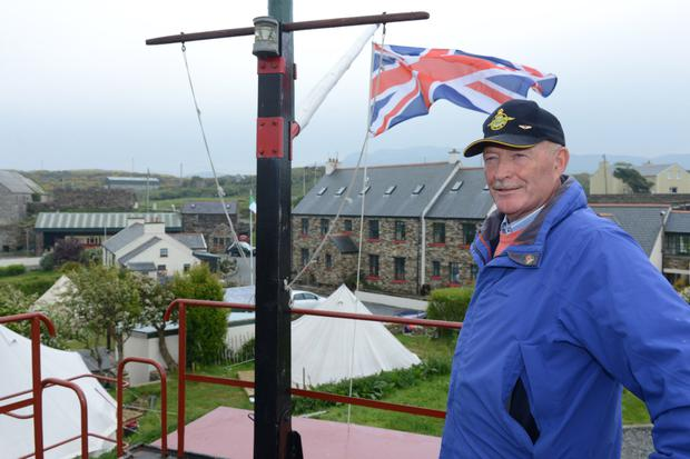 Brendan Rohan of Dunfanaghy Holiday Village