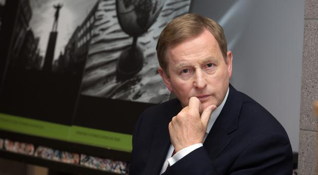 Enda Kenny was Fine Gael party boss for 15 years, six as Taoiseach,