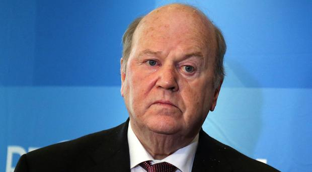 Michael Noonan said he does not want to be considered for another cabinet job