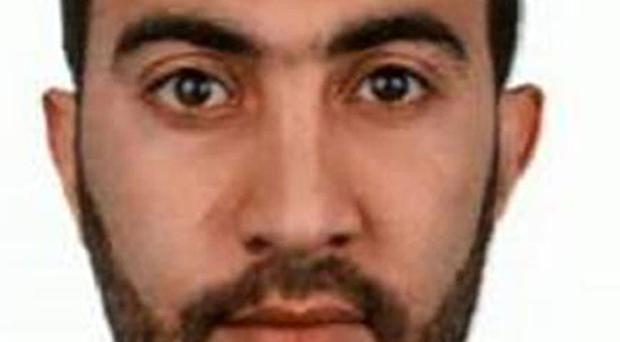 Rachid Redouane had previously been refused asylum in the UK in 2009 (Metropolitan Police/PA)