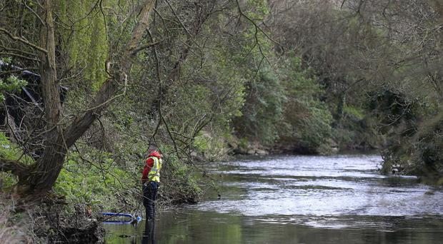A human torso was discovered in early April in Tolka Valley Park in Finglas