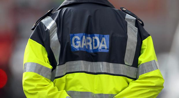 Gardai at Bray attended the scene at Military Road, Enniskerry