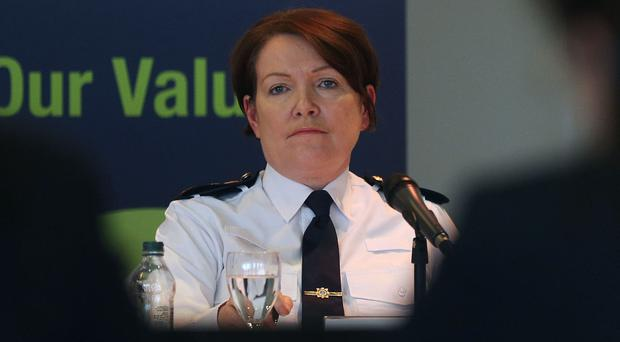 Garda Commissioner Noirin O'Sullivan said the ombudsman will investigate financial irregularities at the Garda College at Templemore