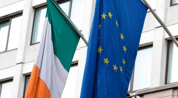 Former Taoiseach Enda Kenny says the Republic should stay within the EU