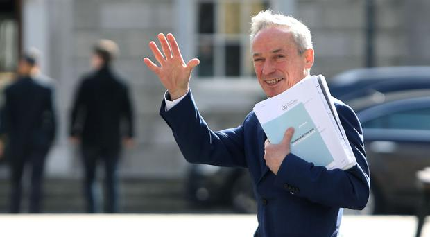 Richard Bruton announced the plans to recruit special needs assistants