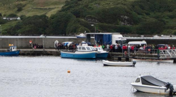 Two dead following Donegal sea tragedy