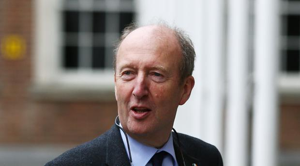 Minister for Sport Shane Ross announced some tickets for the Rugby World Cup in 2023 will be just 20 euro