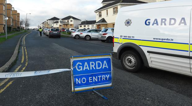The incident occurred near the Summerhill area of inner city Dublin