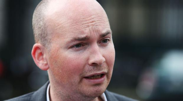 Paul Murphy made the accusations.