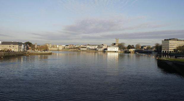 The boy drowned in the River Shannon