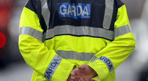 The man is currently being held at Store Street garda station.