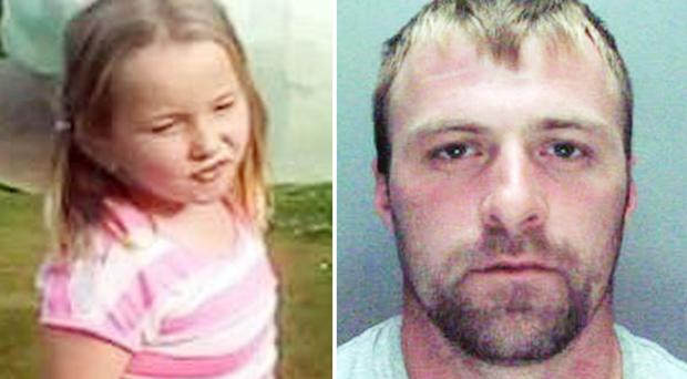 Molly Owens is believed to be with her father Brian (North Wales Police/PA Wire)