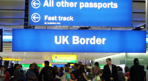 The possibility of a hard border between Ireland and the UK is a major point of contention in the Brexit negotiations
