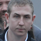 Driver Shaun Kelly arriving at court