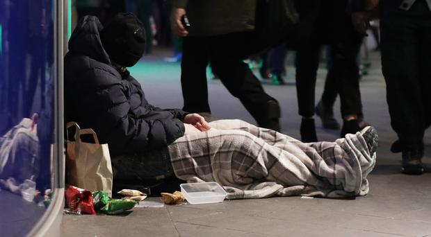 Focus Ireland said a record number of 1,178 families with 2,423 children are now homeless in Dublin.