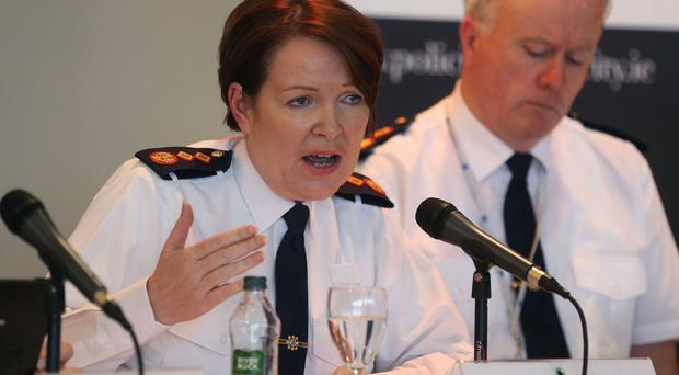 Noirin O'Sullivan retired recently from her role as Garda Commissioner