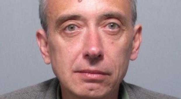 Julian Myerscough was sentenced in his absence at Chelmsford Crown Court