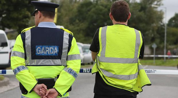A rise in gangland crime is becoming a major concern for gardai