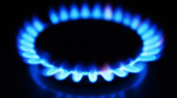 Natural gas customers are being asked to turn off their gas supply