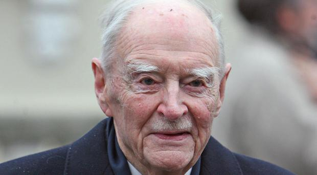 Liam Cosgrave died aged 97