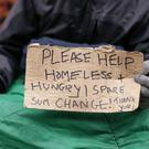 Tuesday's Budget announcement takes place on World Homelessness Day