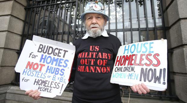 Budget 18 does not address persistent challenges in homelessness, campaigners say