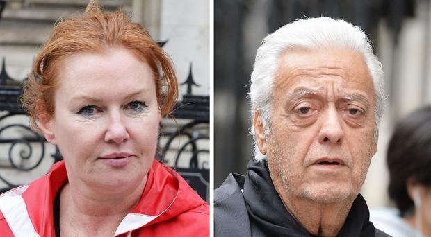 Barbara Spain-Radseresht and Mehrdad Radseresht are embroiled in a divorce court fight