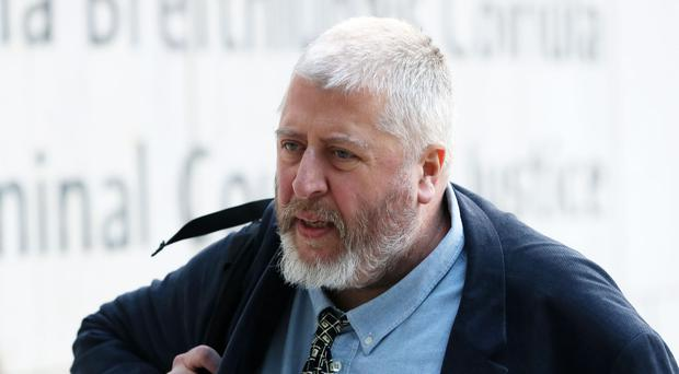 Day for Tom Humphries has arrived: his sentencing takes place today