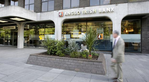 The report said it was crucial to identify and learn from shortcomings in the trials linked to Anglo Irish Bank
