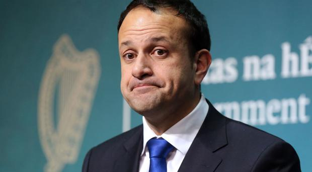 Leo Varadkar said the cabinet will have a