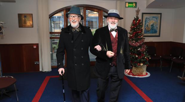 Two Irish male friends marry to avoid inheritance tax