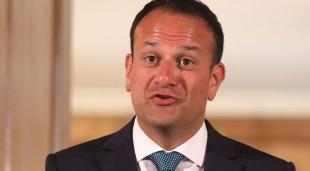 Leo Varadkar insisted the numbers exiting homelessness will increase in 2018