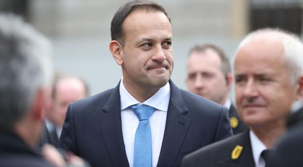 Leo Varadkar says a decision to end the constitutional restriction on abortion is for the people of Ireland to make