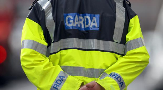 Police in the Republic are investigating after a bomb hidden in a vacuum cleaner box was sent to a social worker