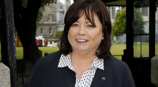 Mary Harney said she was delighted