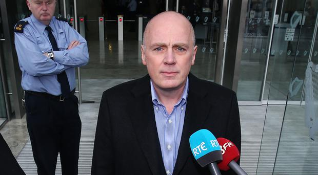 Former Anglo Irish Bank chief executive David Drumm's trial has been adjourned for two weeks