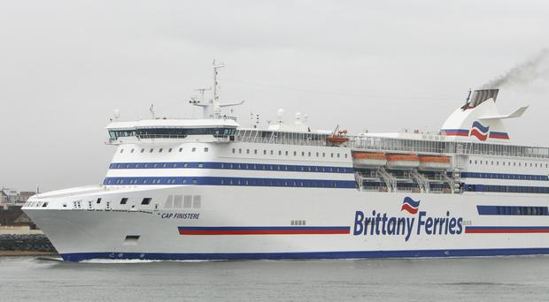 Brittany Ferries announces a new route between Ireland and Spain (Chris Ison/PA)