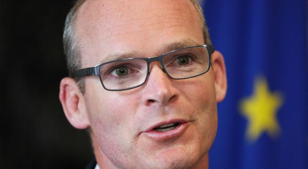 Mr Coveney has also expressed his hope for the agreement to go into a fourth year (Brian Lawless/PA)