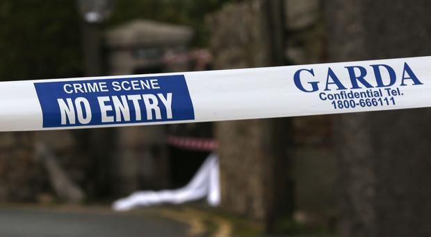 Gardai are investigating (Laura Hutton/PA)