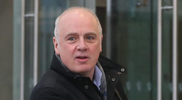 David Drumm has pleaded not guilty (Niall Carson/PA)