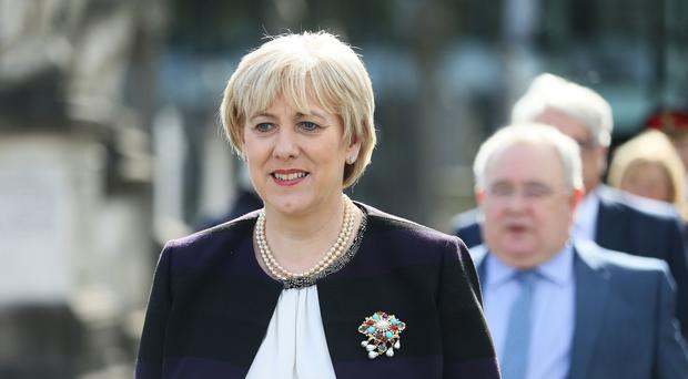Heather Humphreys said the report was there to guide the Government (Brian Lawless/PA)
