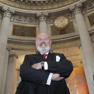 Senator David Norris said he made the comments to illustrate the progress made on attitudes.