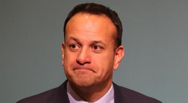 Leo Varadkar said his department's five million euro Strategic Communications Unit had become a 'distraction' (Niall Carson/PA)