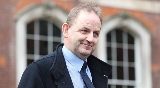 Sgt Maurice McCabe was left feeling 'isolated' and 'alone' (Niall Carson/PA)