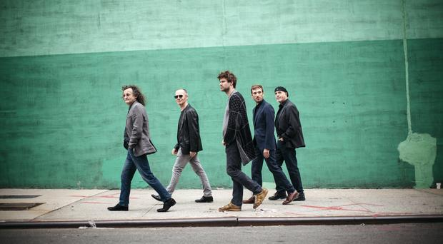 The Gloaming have begun their spring residency at the National Concert Hall in Dublin (Handout/Rich Gilligan/PA)