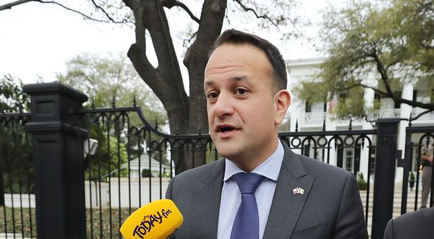 Leo Varadkar is Ireland's first openly gay Taoiseach (Niall Carson/PA)
